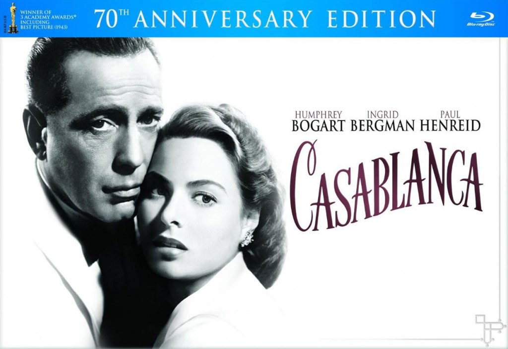 Casablanca - Recto Blu-ray US