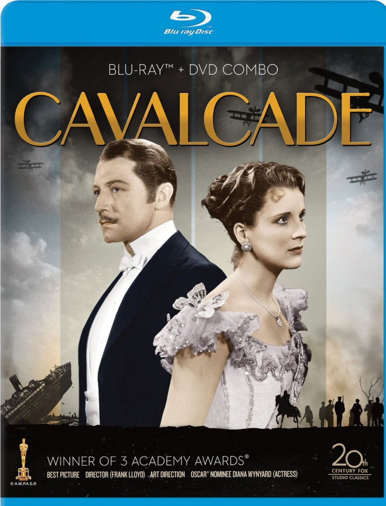 Cavalcade - Recto Blu-ray US