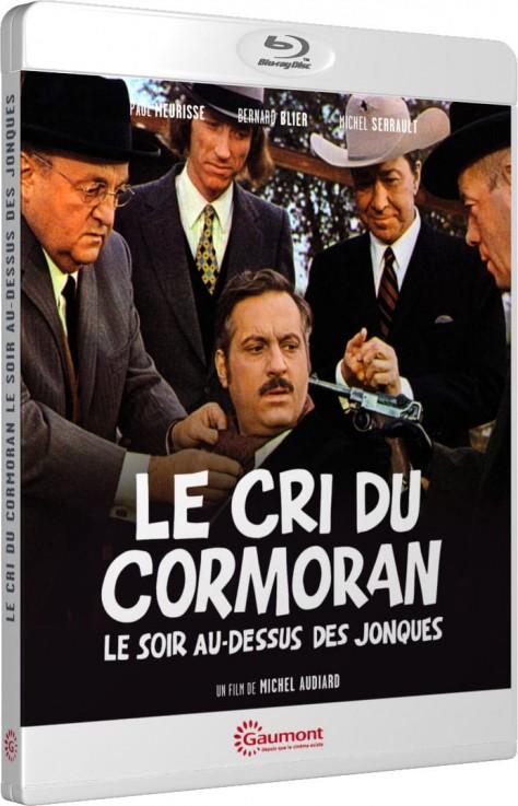 Le Cri du cormoran le soir au-dessus des jonques – Packshot Blu-ray Gaumont Découverte