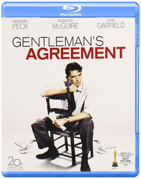Gentleman's Agreement - Recto Blu-ray