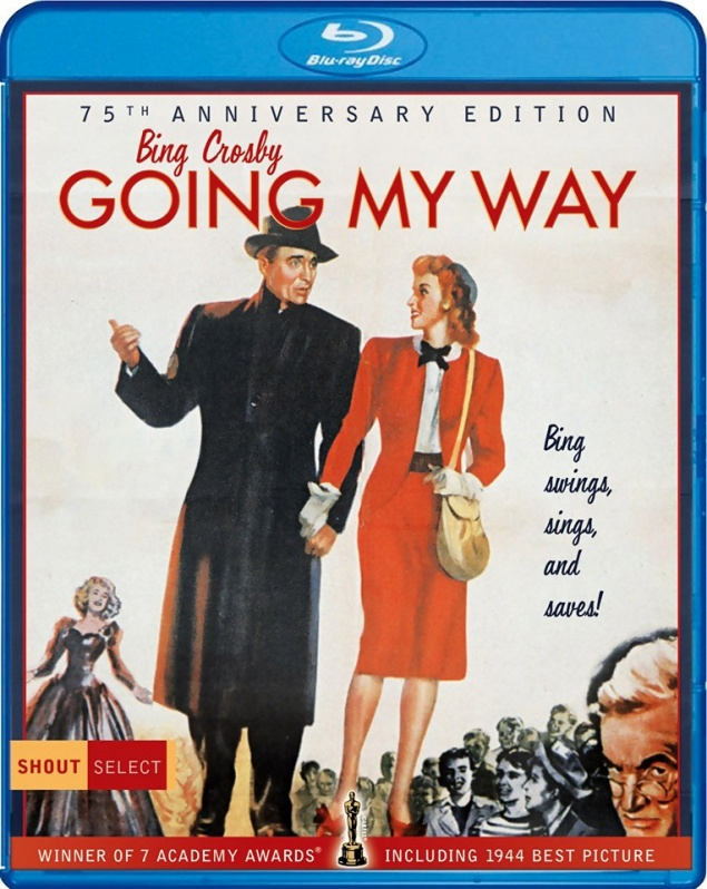 Going my Way - Jaquette Blu-ray