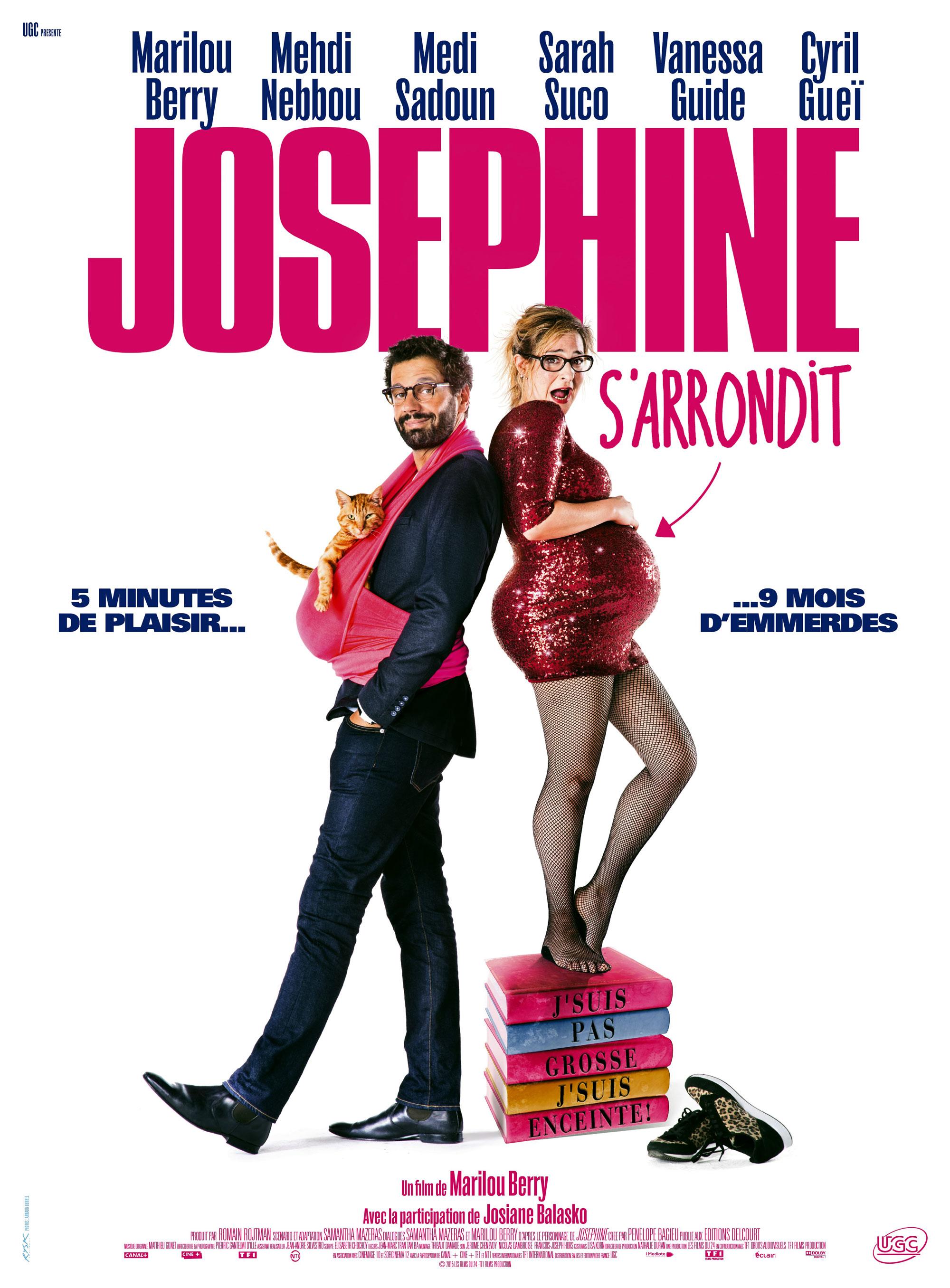 Joséphine s'arrondit - Affiche
