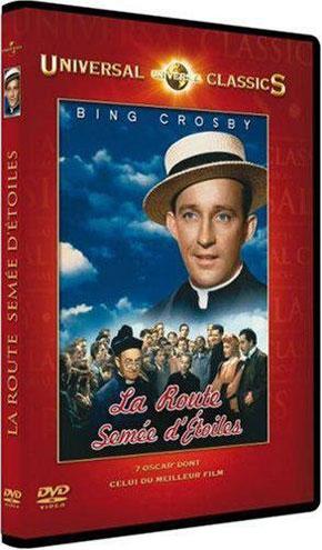 La Route semée d'étoiles - Recto DVD