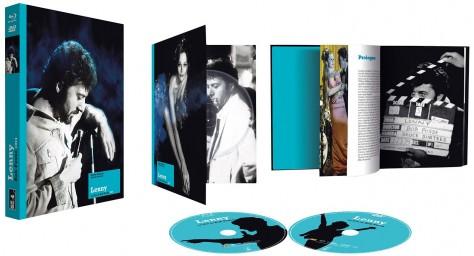 Lenny de Bob Fosse - Packshot Blu-ray