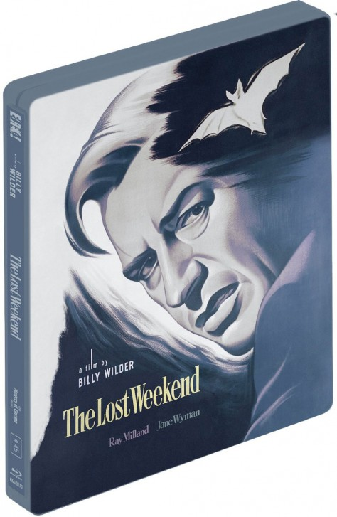 The Lost Weekend - Recto Blu-ray GB
