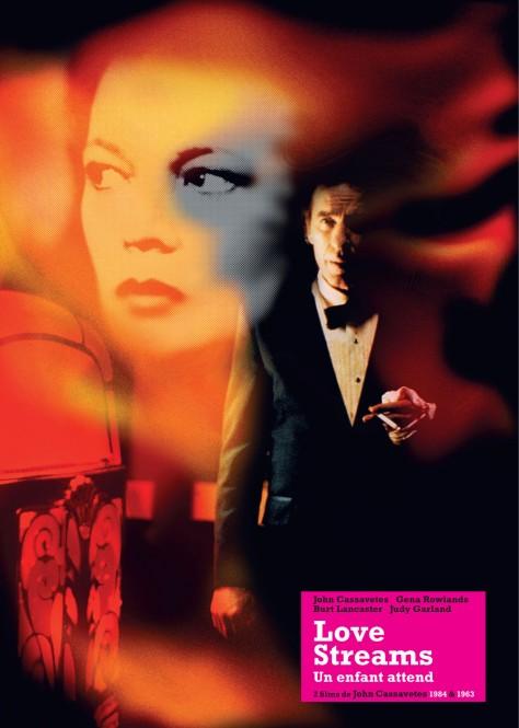 Love Streams - Recto Blu-ray
