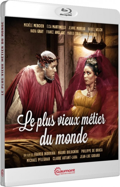 Le Plus vieux métier du monde – Packshot Blu-ray Gaumont Découverte