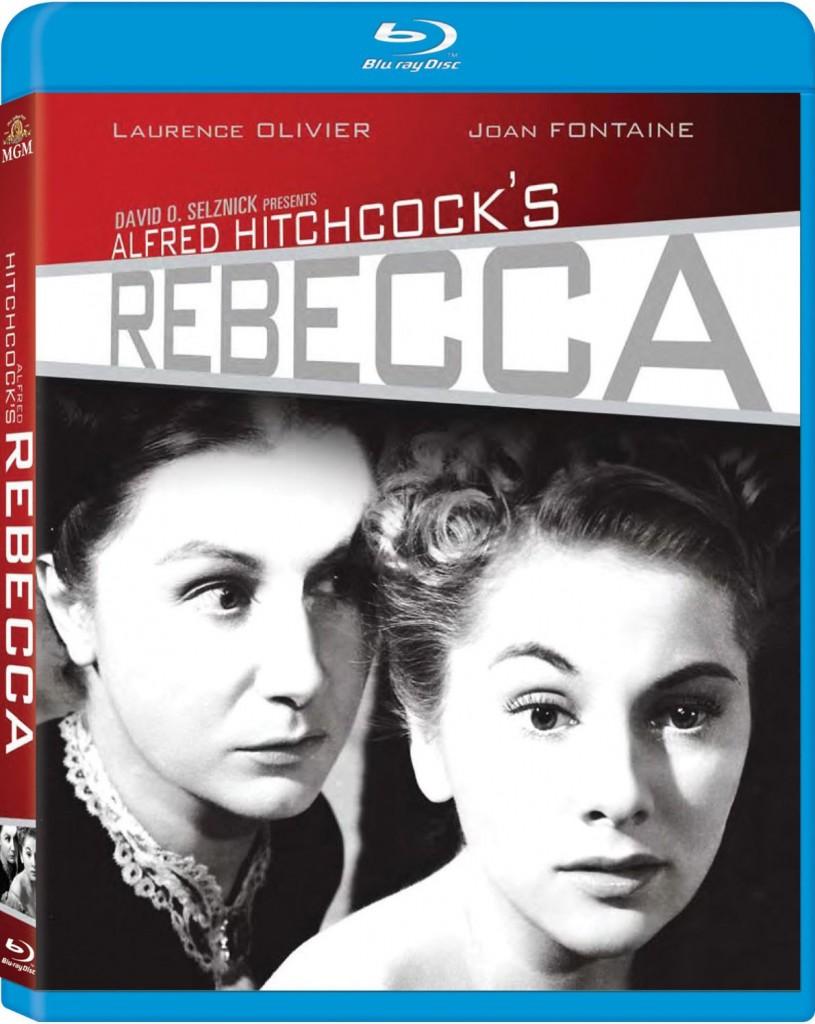 Rebecca - Recto Blu-ray US