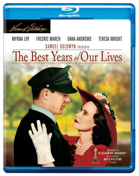 The Best Years of our lives - Recto Blu-ray US