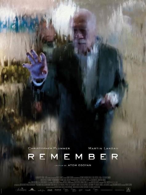 Remember - Affiche
