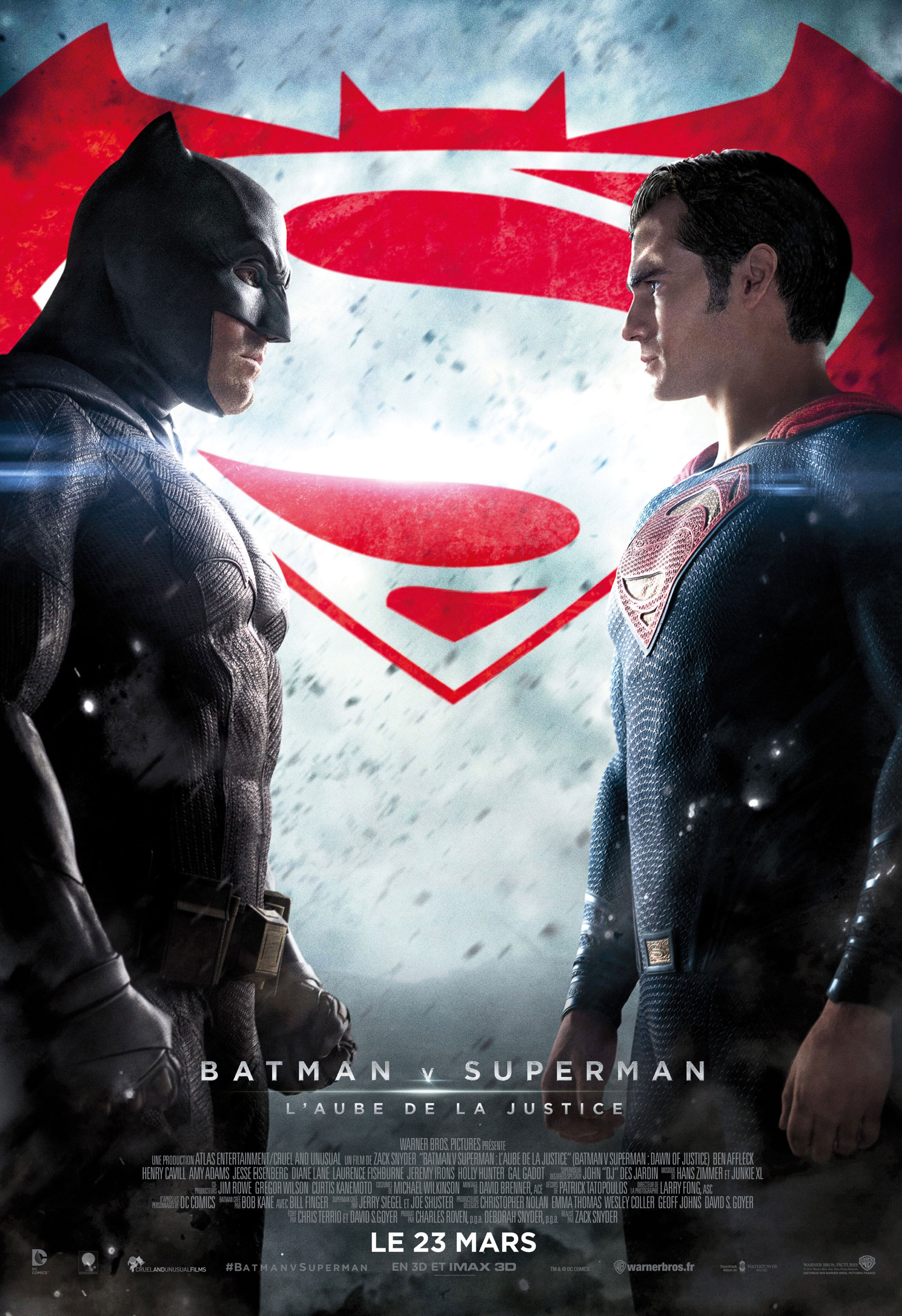 Batman Superman - Affiche