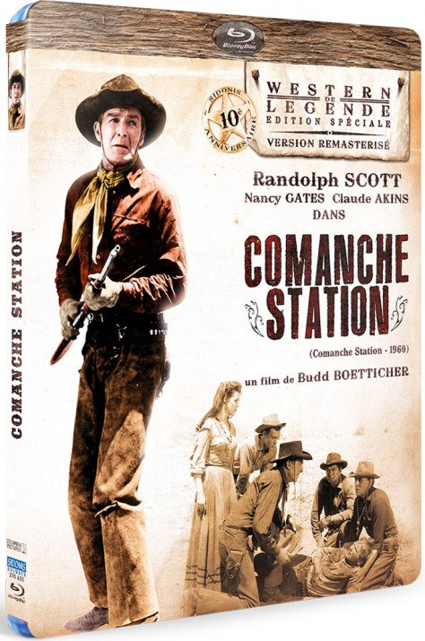 Comanche Station - Recto Blu-ray