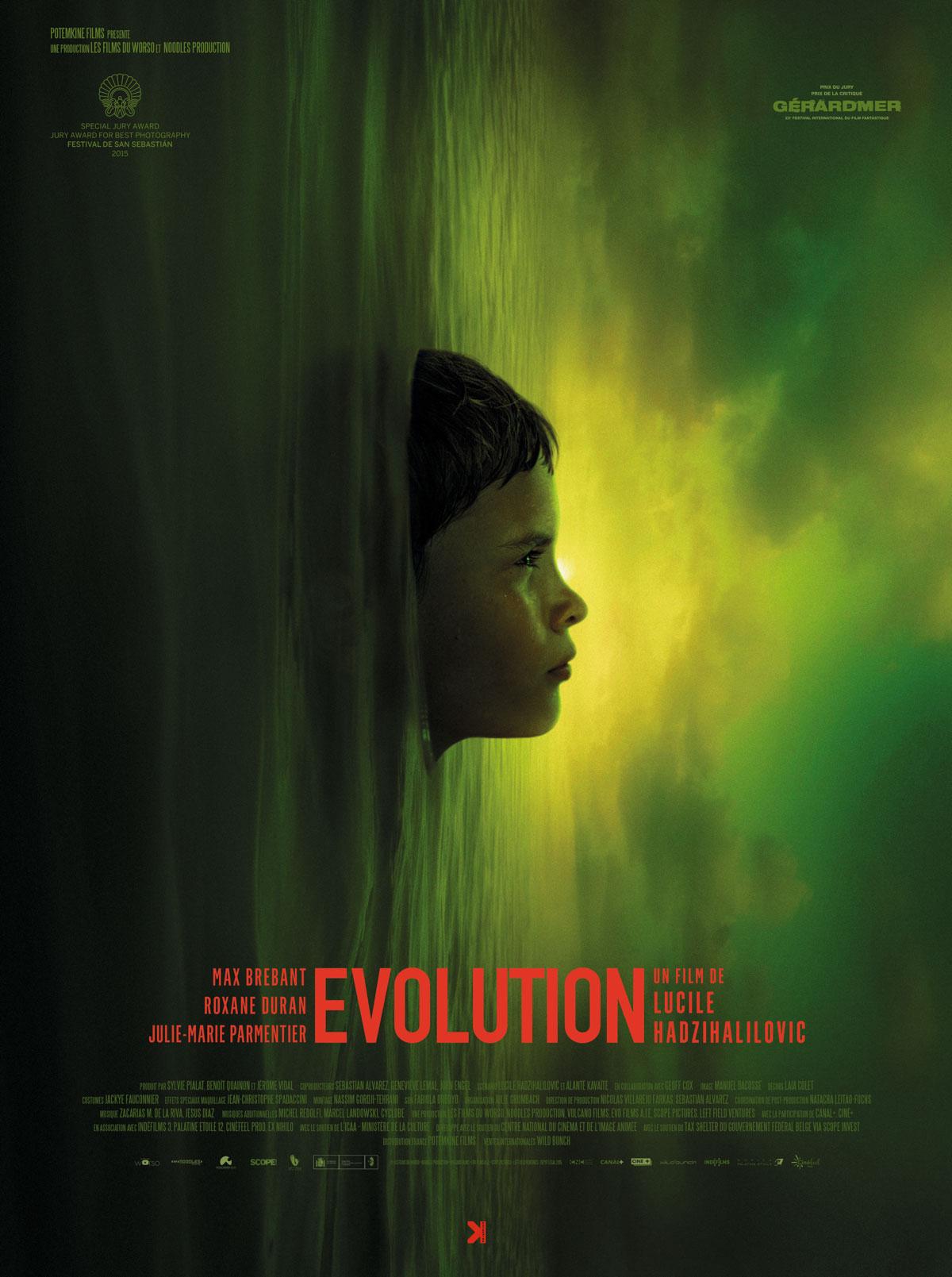 Evolution - Affiche