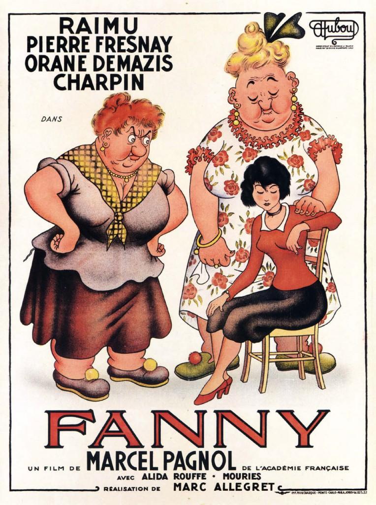 Fanny - Affiche