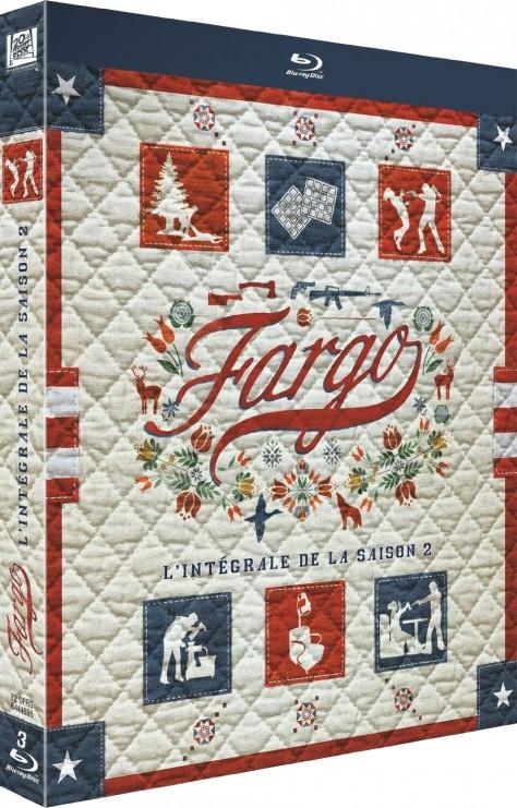 Fargo - Saison 2 - Packshot Blu-ray