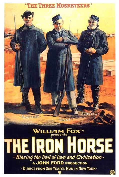 Iron Horse - Affiche US