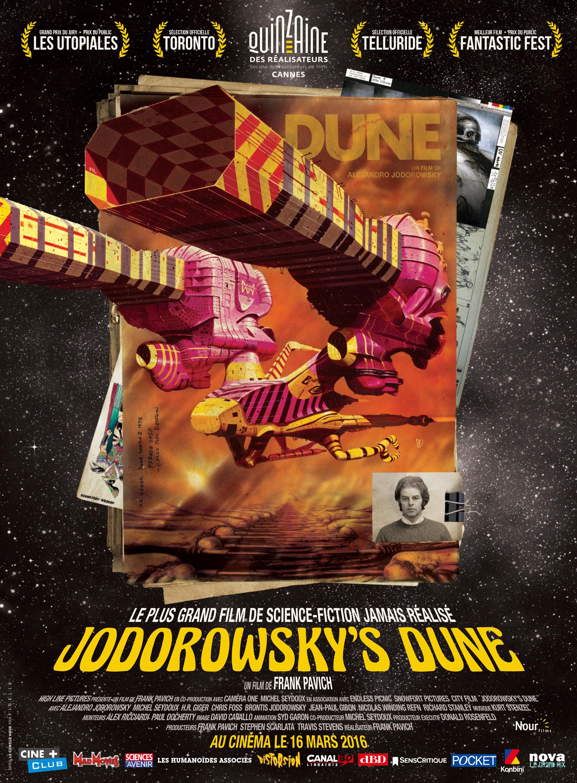 Jodorowsky's Dune - Affiche