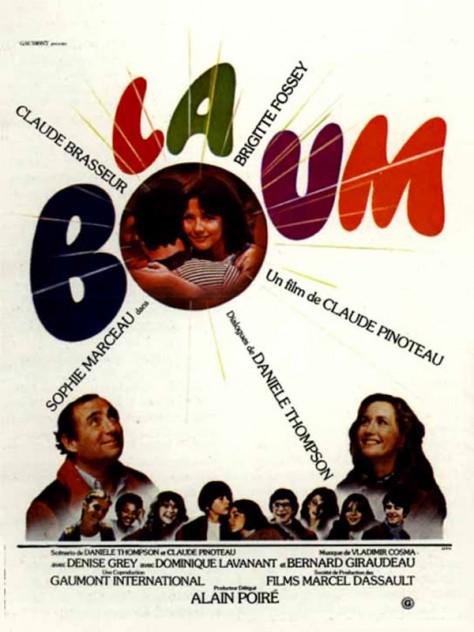 La Boum - Affiche