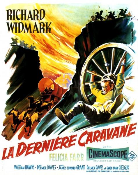 La Dernière Caravane - Affiche FR
