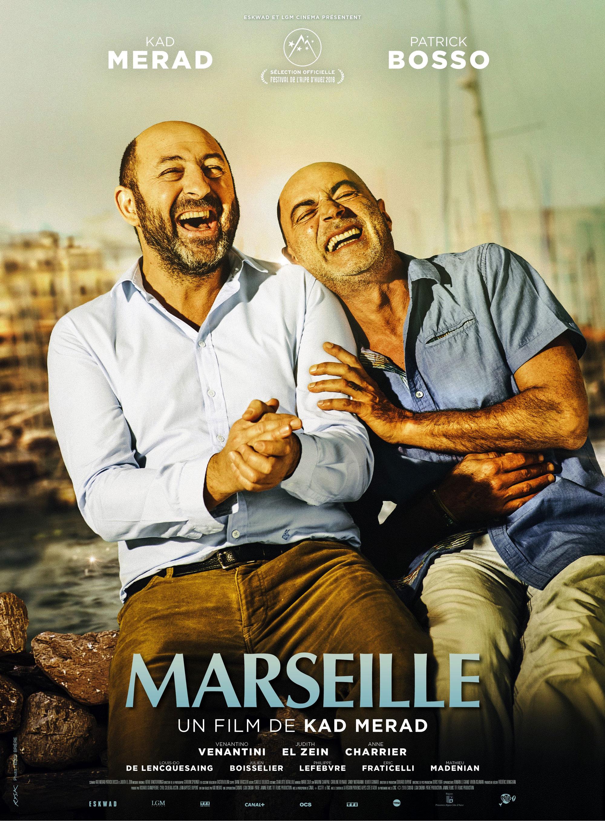 Marseille - Affiche