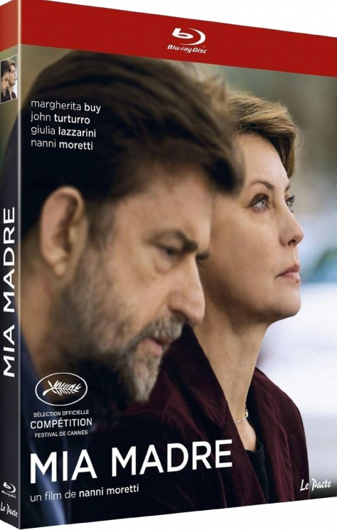 Mia madre - Packshot Blu-ray