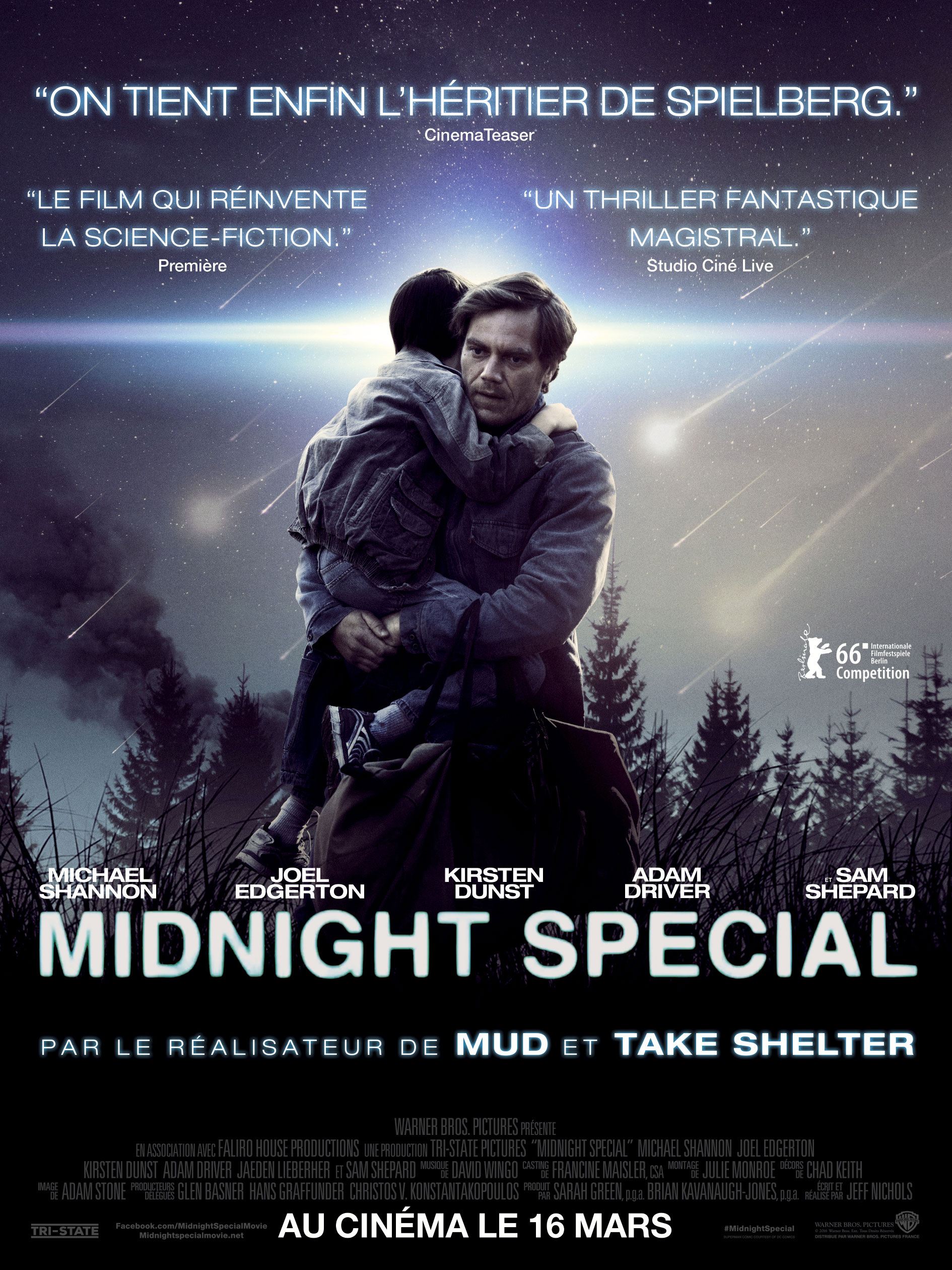 Midnight Special - Affiche