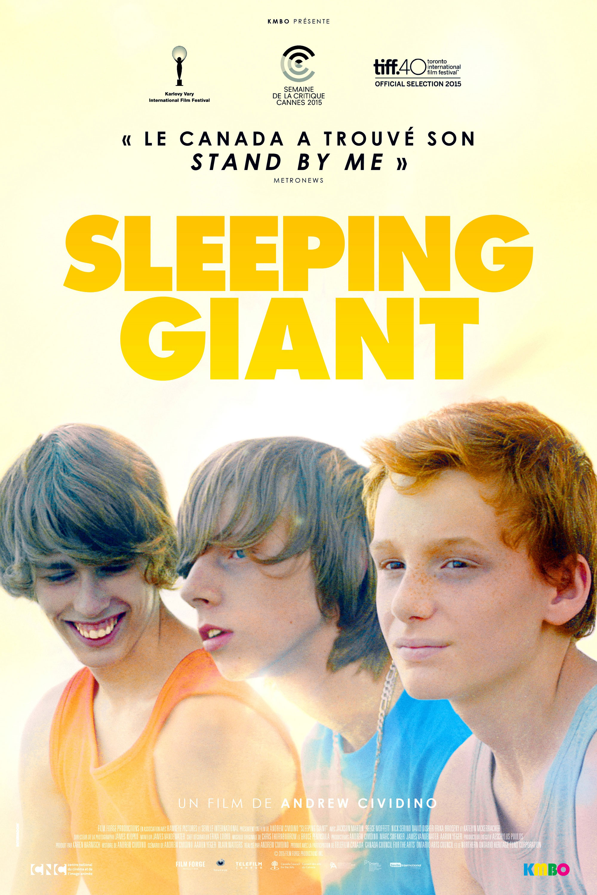 Sleeping Giant - Affiche
