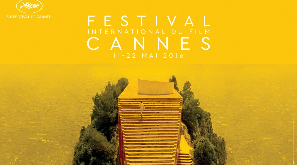 Festival cannes affiche