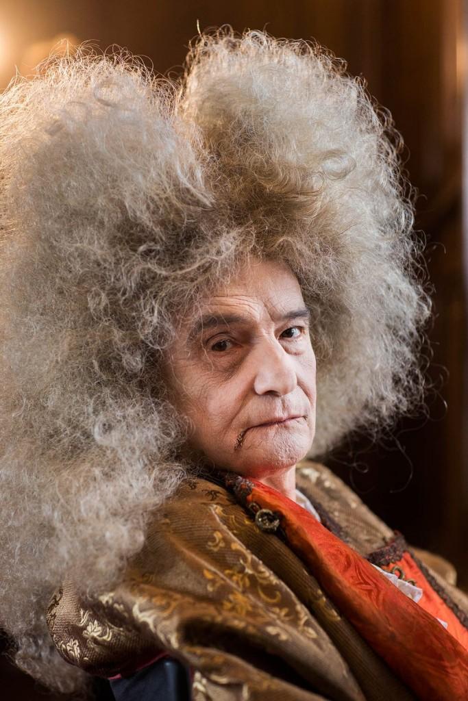 La Mort de Louis XIV d'Albert Serra - Festival de Cannes