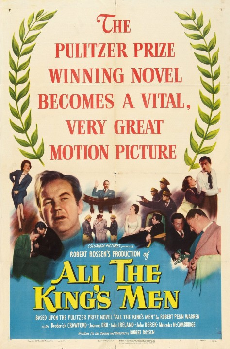All the King's Men - Affiche US