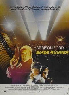 Blade Runner - Affiche France 1982