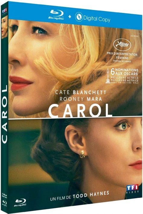 Carol - Packshot Blu-ray