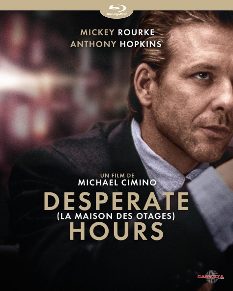 Desperate Hours - Recto Blu-ray