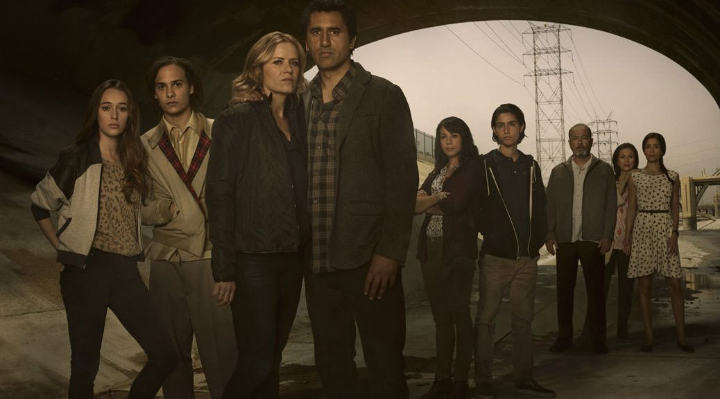 Fear The Walking Dead - Une