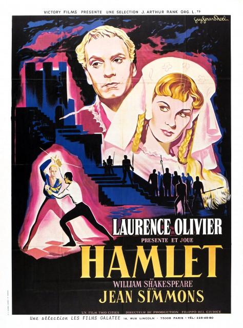 Hamlet - Affiche FR