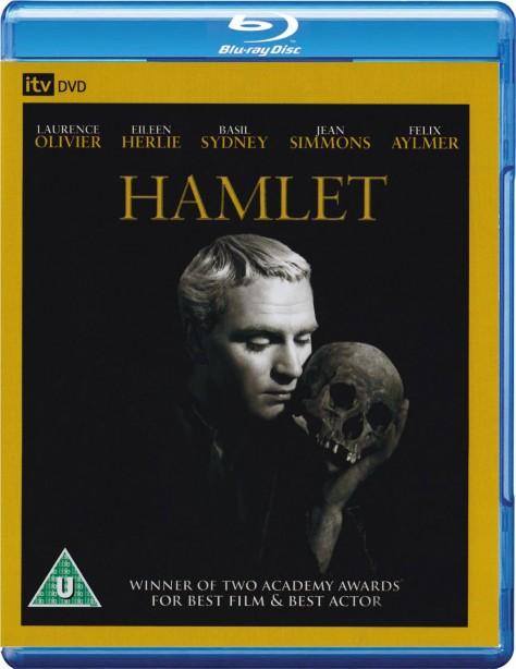 Hamlet - Recto Blu-ray UK