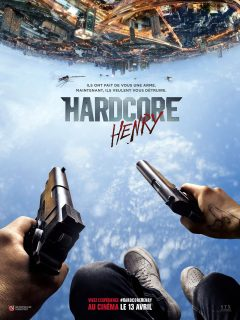 Hardcore henry - Affiche