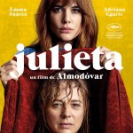 Julieta - Affiche Cannes