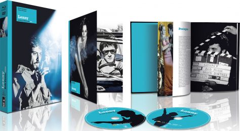 Lenny - Recto Blu-ray