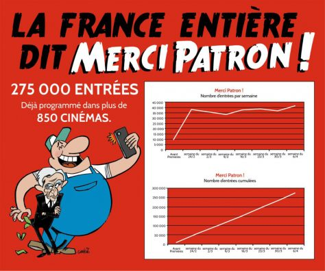 Merci Patron ! - Box office