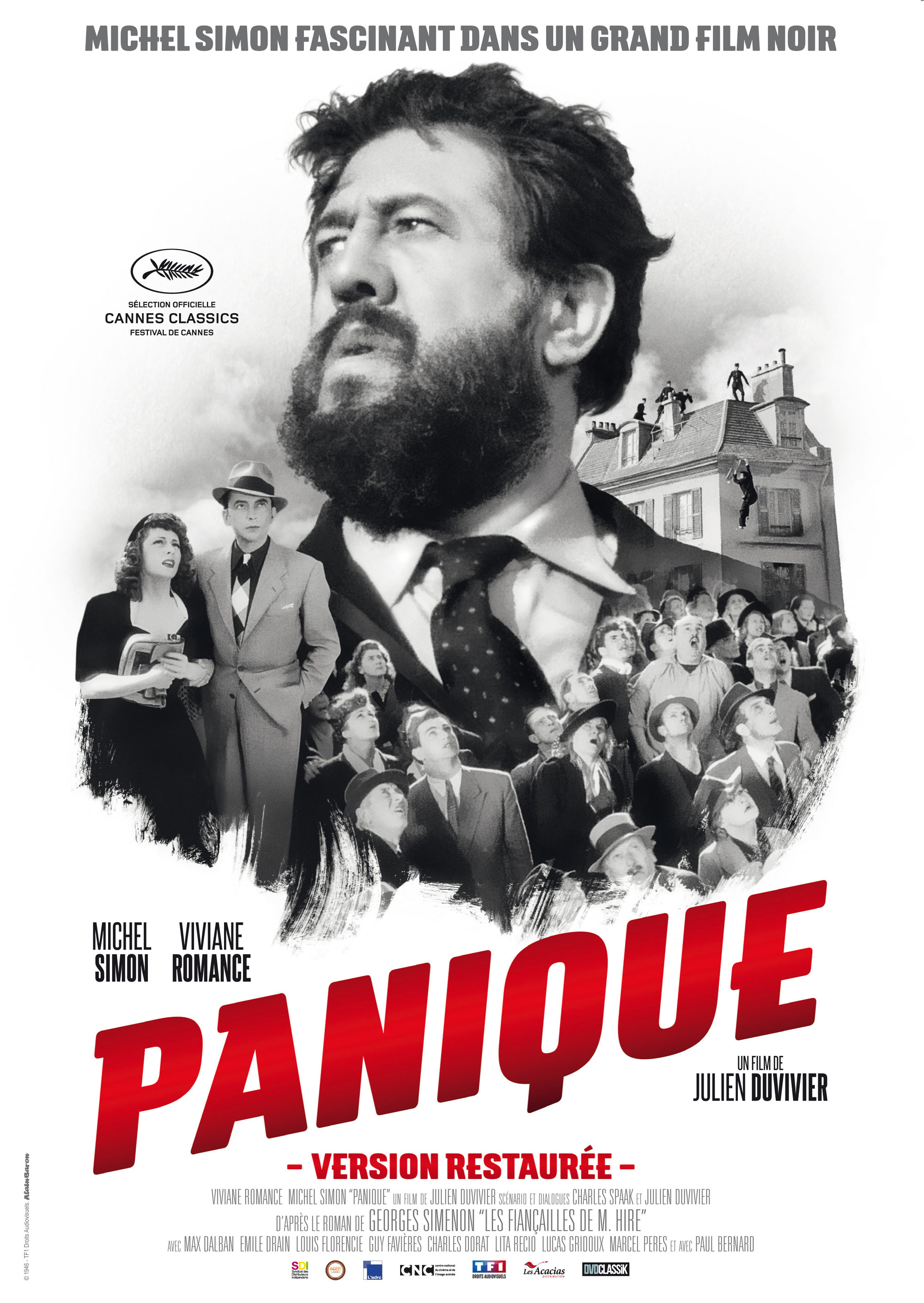 Panique - Affiche Rep. 2016
