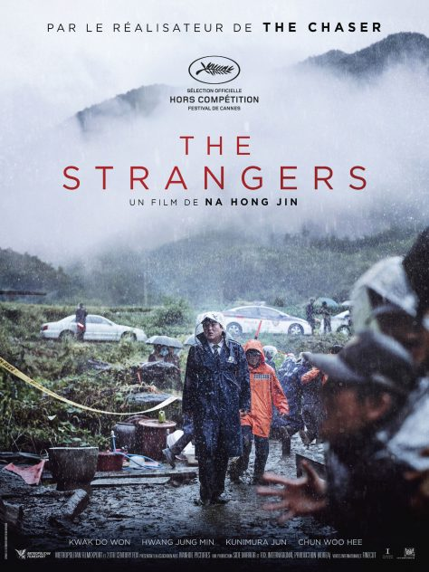 The Strangers - Affiche Teaser Cannes
