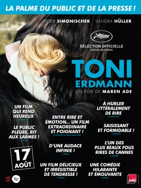 Toni Erdmann - Affiche préventive