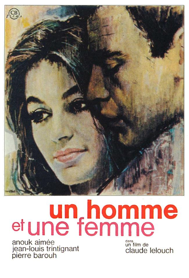 Cannes classics 2016 : Un homme et une femme