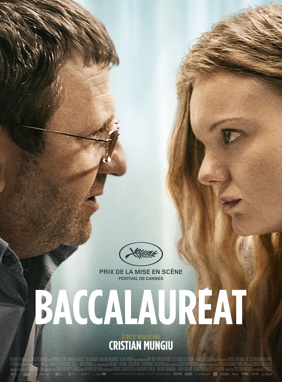 Baccalaureat - Affiche Cannes 2016