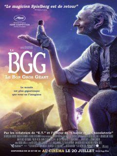 Le Bon Gros Géant - Affiche def