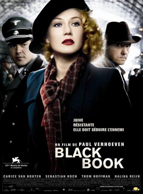 Black Book de Paul Verhoeven - Affiche France