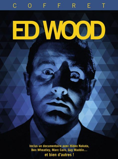 Coffret DVD Ed Wood