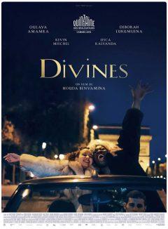 Divines - Affiche