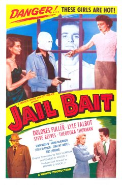 Jail Bait - Affiche - Ed Wood
